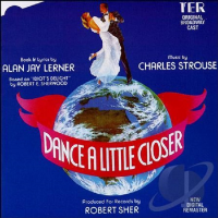 Dance A Little Closer Original Broadway Cast (Jay) CD